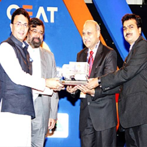 CEAT 3rd India Road Transportation Awards