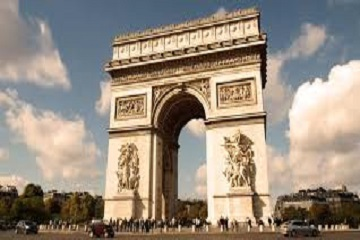Arc De Triomphe France