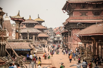 Ancient Town of Patan Nepal