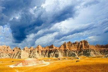 Badlands National Park North America
