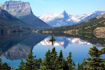 Glacier National Park North America